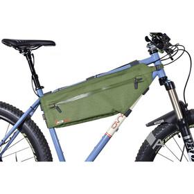 Acepac Zip Frame Bag L, green